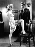 Elmer Gantry, Shirley Jones, Burt Lancaster, 1960 Photo