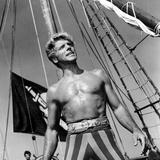 The Crimson Pirate, Burt Lancaster, 1952 Photo
