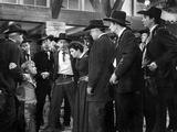 Johnny Guitar, Ben Cooper, Mercedes McCambridge, 1954 Photo