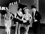 Broadway Melody, Anita Page, Bessie Love, Charles King, 1929 Photo