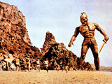 Jason And The Argonauts, Talos, The Bronze Giant, 1963 Fotky