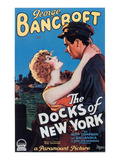 The Docks Of New York, Betty Compson, George Bancroft, 1928 Posters