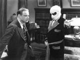 The Invisible Man, William Harrigan, Claude Rains, 1933 Pósters