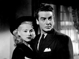I Wake Up Screaming, Betty Grable, Victor Mature, 1941 Photo