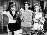 My Sister Eileen, June Havoc, Rosalind Russell, Janet Blair, 1942 Photo