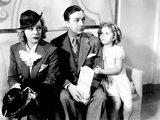 Poor Little Rich Girl, Alice Faye, Jack Haley, Shirley Temple, 1936 Photo