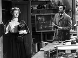 Madame Curie, Greer Garson, Walter Pidgeon, 1943 Posters