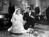 The Quiet Man, Maureen O&#39;Hara, Victor McLaglen, John Wayne, Ward Bond, Barry Fitzgerald, 1952 Photo