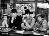 Ruggles Of Red Gap, Zasu Pitts, Charles Laughton, Charles Ruggles, Maude Eburne, 1935 Prints