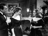 All About Eve, Garry Merrill, Anne Baxter, Bette Davis, 1950 Prints