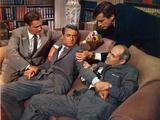 North By Northwest, Adam Williams, Cary Grant, Martin Landau, Robert Ellenstein, 1959 Plakát
