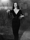 Plan 9 From Outer Space, Vampira, 1959 Photo