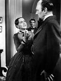 The Heiress, Olivia De Havilland, Montgomery Clift, Ralph Richardson, 1949 Photo