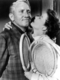Pat And Mike, Spencer Tracy, Katharine Hepburn, 1952 Prints