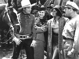 Man From Music Mountain, Gene Autry, Sally Payne, Carol Hughes, 1938 Pósters