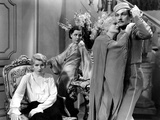 Royal Family Of Broadway, Ina Claire, Mary Brian, Henrietta Crosman, Fredric March, 1930 Photo