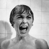 Psycho, Janet Leigh, 1960 Lmina