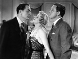 Libeled Lady, William Powell, Jean Harlow, Spencer Tracy, 1936 Poster