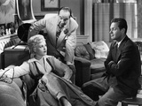 Born Yesterday, Judy Holliday, Broderick Crawford, William Holden, 1950 Plakater