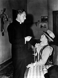 Boys Town, Spencer Tracy, Mickey Rooney, 1938 Print