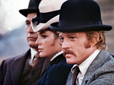 Butch Cassidy And The Sundance Kid, Paul Newman, Katharine Ross, Robert Redford, 1969 Posters