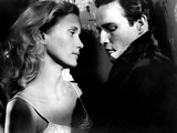 On The Waterfront, Eva Marie Saint, Marlon Brando, 1954 Photo