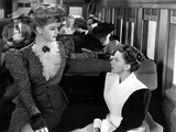 Harvey Girls, Angela Lansbury, Judy Garland, 1946, Train Passengers Photo