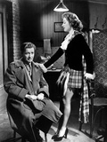 Random Harvest, Ronald Colman, Greer Garson, 1942 Photo