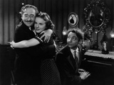 One Hundred Men And A Girl, Adolphe Menjou, Deanna Durbin, Mischa Auer, 1937 Photo