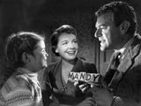 Mandy, Mandy Miller, Phyllis Calvert, Jack Hawkins, 1952 Photo