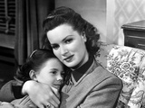 Miracle On 34Th Street, Natalie Wood, Maureen O'Hara, 1947 Photo