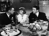 The Mortal Storm, Robert Young, Margaret Sullavan, James Stewart, 1940 Photo