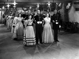 Fort Apache, Anna Lee, Victor McLaglen, Shirley Temple, Ward Bond, Irene Rich, Henry Fonda, 1948 Photo