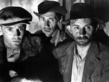 The Grapes Of Wrath, Henry Fonda John Carradine, John Qualen, 1940 Photo