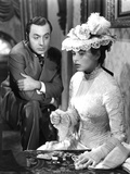 Gaslight, Charles Boyer, Ingrid Bergman, 1944 Print