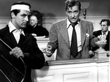 The Talk Of The Town, Cary Grant, Ronald Colman, 1942, Courtroom Photo
