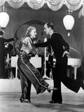 Follow The Fleet, Ginger Rogers, Fred Astaire, 1936 Póster