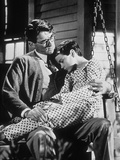 To Kill A Mockingbird, Gregory Peck, Philip Alford, 1962 Print