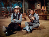 Pardners, Dean Martin, Jerry Lewis, 1956 Prints