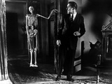 House On Haunted Hill, Vincent Price, 1959 Photo