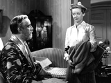 The Man Who Came To Dinner, Monty Woolley, Bette Davis, 1942 Photo
