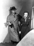 This Gun For Hire, Veronica Lake, Alan Ladd, 1942 Print