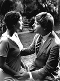 The Loved One, Anjanette Comer, Robert Morse, 1965 Photo