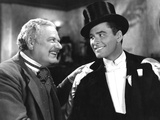 Gentleman Jim, Alan Hale Sr., Errol Flynn, 1942 Photo