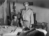 To Kill A Mockingbird, Mary Badham, Robert Duvall, Philip Alford, 1962 Photo