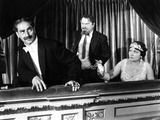 A Night At The Opera, Groucho Marx, Sig Rumann, Margaret Dumont, 1935, In The Opera Box Photo