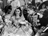 That Hamilton Woman, Vivien Leigh, Laurence Olivier, 1941 Photo