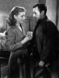 They Drive By Night, Ann Sheridan, George Raft, 1940 Photo