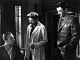 Spellbound, Norman Lloyd, Ingrid Bergman, Gregory Peck, 1945 Print