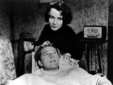 Look Back In Anger, Richard Burton, Claire Bloom, 1959 Print
